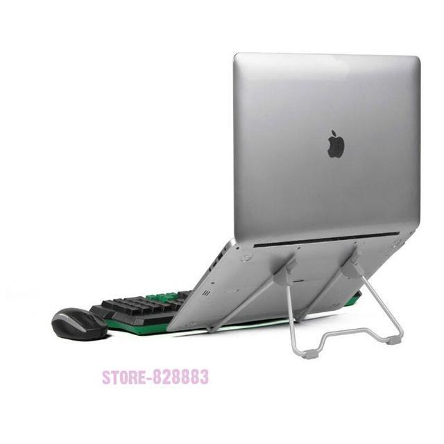 Atacado Multifuncional Folding Portable Laptop Stand/tablet Pc Suporte Ajustável Notebook Suporte de Metal Universal Para O Portátil