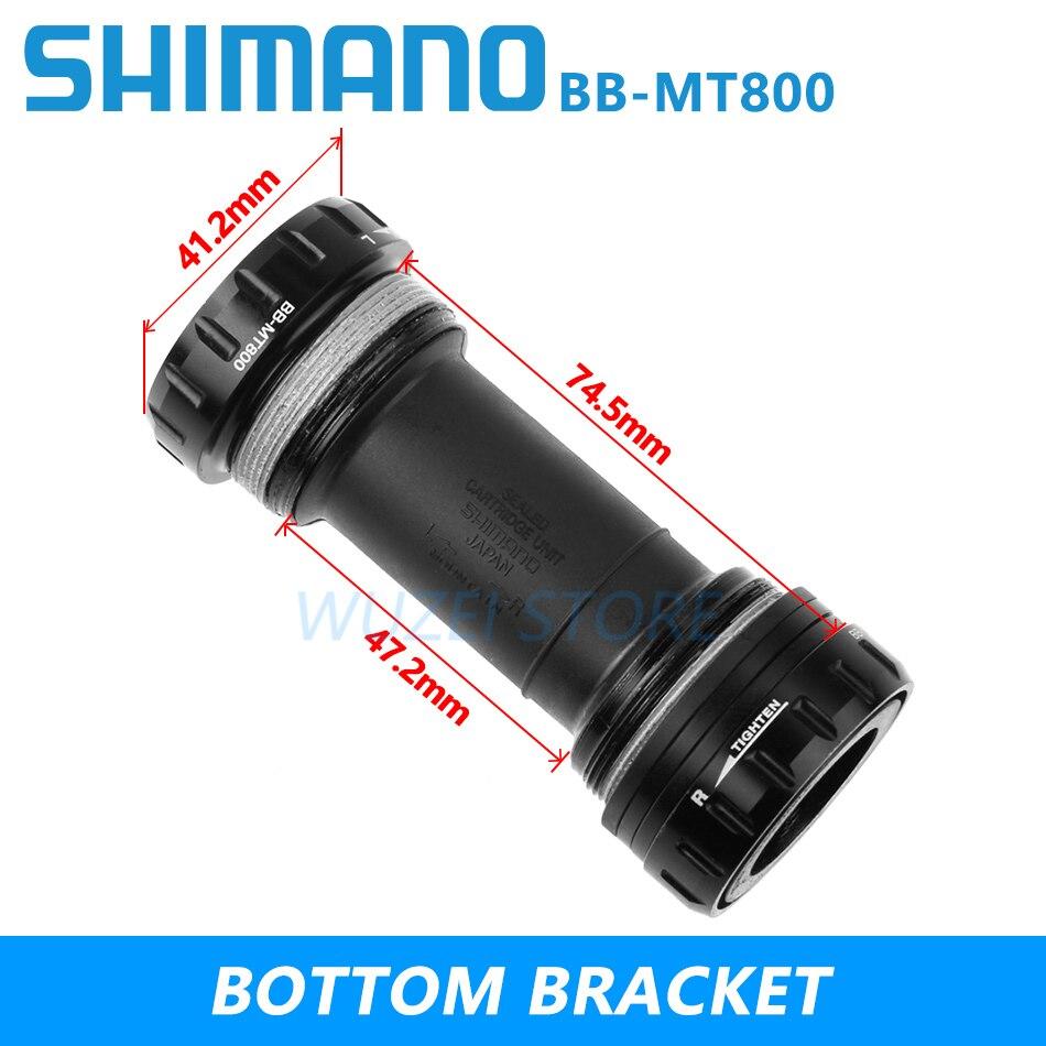 6ae9da31c26 Shimano Deore SM-BB52 Hollowtech II Mountain Bike Bottom Bracket 68 ...