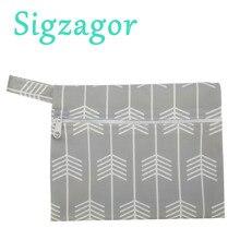 [Sigzagor] 11 U PICK мини/маленький влагоудерживающие сумки Водонепроницаемый многоразовые для I Love Mama тканевая менструальная прокладка чашки тампон, детский нагрудник, платки, 35 проектов