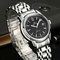Relogio Masculino Winner Luxury Brand Stainless Steel Strap Analog Date Men S Automatic Watch Casual Watch