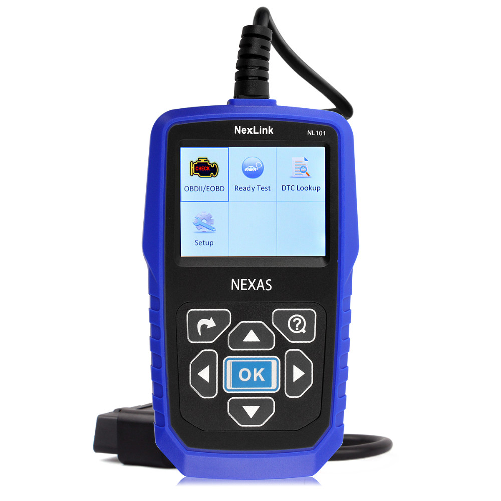 OBD EOBD CAN Diagnostic Tool Automotive Scanner NL101-14