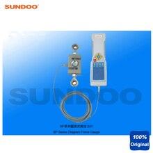Cheap price Sundoo SP-100K 100KN Digital Diagram Force Push Pull Gauge