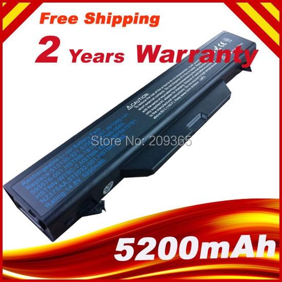 14.4V 8 Cells Battery HSTNN-OB88 HSTNN-OB89 HSTNN-W79C-7 HSTNN-XB89 NBP8A157B1 For HP ProBook 4510s 4515s 4710s 4720s
