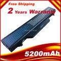 14.8 V 8 células de bateria HSTNN-OB88 HSTNN-W79C-7 HSTNN-OB89 HSTNN-XB89 NBP8A157B1For HP ProBook 4510 s 4515 s 4520 s 4710 s 4720 s