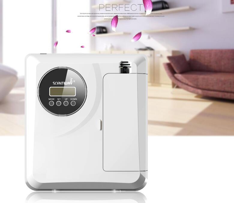 Aromatherapy Diffuser Essential Oil Atomization Machine Hotel Aroma Diffusion Equipment S80