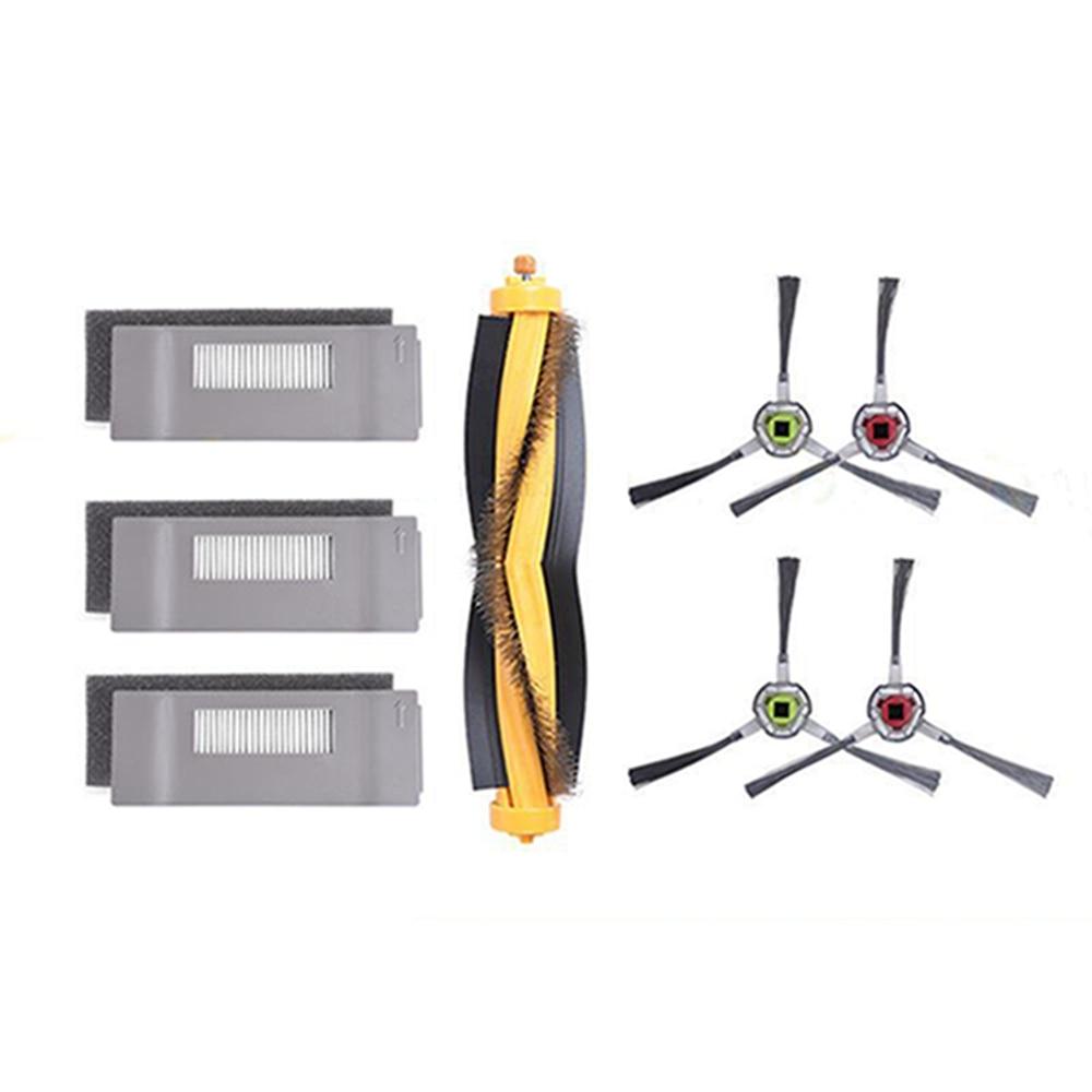 Filtri di Ricambio del Filtro dellAria Filtri HEPA Sostituzione del Kit di spazzole per Roomba iRobot 8 Series Aspirapolvere 2PCS