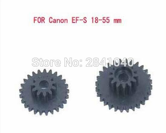 Us 3 85 18 Off Lens Wheel Gear Repair Part For Canon Ef S 18 55 Gear Mm 1 3 5 5 6 Is Ii Len Gear In Len Parts From Consumer Electronics On