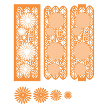 YaMinSanNiO Daisy Flower Metal Cutting Dies New 2019 Craft Frame Scrapbooking Album Embossing Paper Cards Crafts Die Cuts
