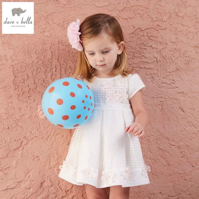 1ddd2fca0056 DB5066 dave bella estate della neonata principessa abito bambino vestito da  cerimonia nuziale di compleanno per