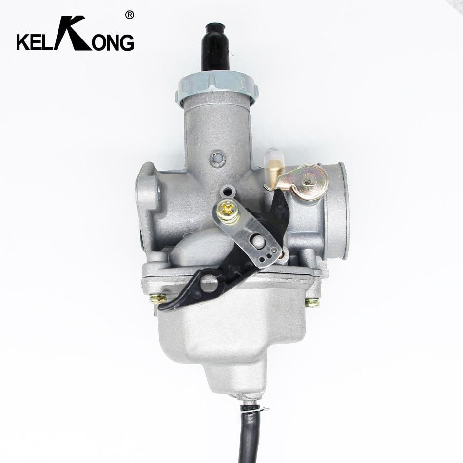 Image 4 - KELKONG Carburetor For Keihin PZ27 Motorcycle Carburetor Carburador Used For Honda CG125 Model Motorbike Dirt Bike Quad ATV-in Carburetor from Automobiles & Motorcycles