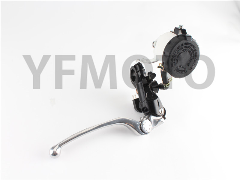 New Motorcycle Front Brake Master Cylinder Reservoir Clutch Lever For HON DA CB600F CB650 CB700 CB750 CBR600 CBX750 VF750 VFR700 fpv x uav talon uav 1720mm fpv plane gray white version flying glider epo modle rc model airplane