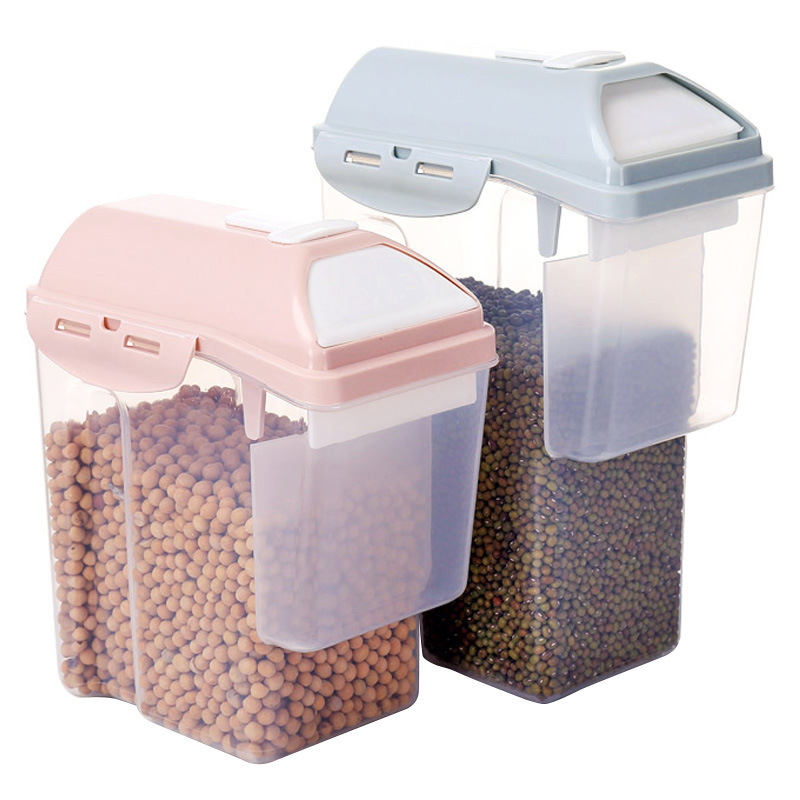 kitchen Seal Insurance Storage Tank Kitchen Sorting Food Container