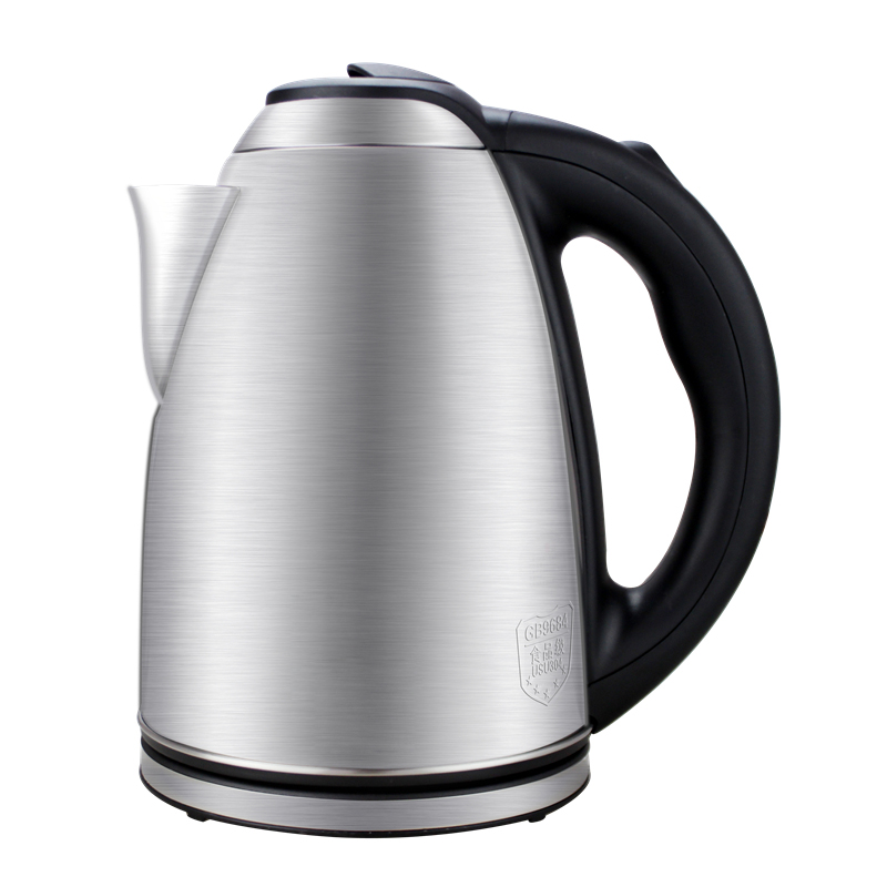 Confident Cukyi Thickened Food Grade 304 Stainless Steel Electric Kettle Household Kettle Large Capacity Electric Teapot Fast Kettle 2l