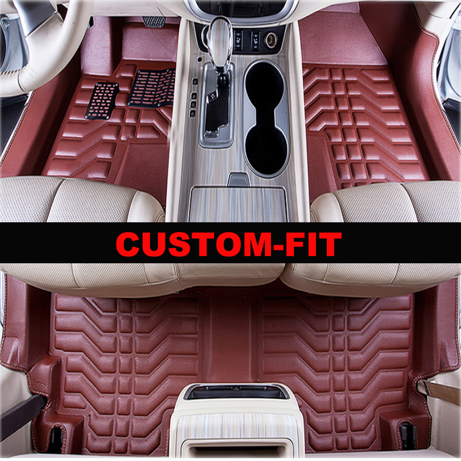Floor mats qashqai - Custom Fit Car Floor Mats For Nissan Livina Teana Sylphy Qashqai X Trail Sunny Morano
