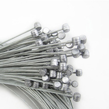 Road Bike  Fixed Gear Bicycle Brake Wire Silver Steel Speed Line Shift Shifter Cable Sets Core Inner Sil