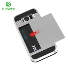FLOVEME Armor Case For Samsung S8 Galaxy S8 Cases Phone Cover For Samsung S8 Plus Galaxy S8 Plus Mobile Phone Accessories Bag