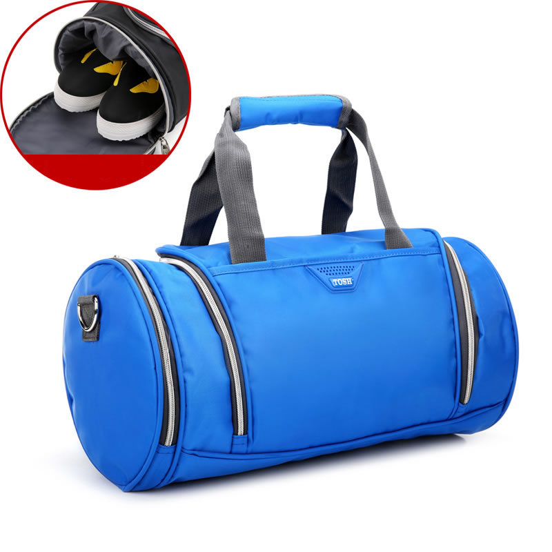 Hot Training Female Yoga Bag Men Multifunction Portable Sports Gym Fitness Shoulder Bag Women Tote Handbag Travel Duffle Bolsa