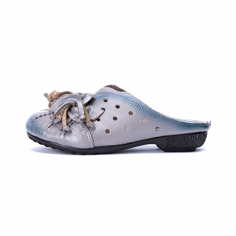 дамские босоножки летняя обувь сезон 2017 модные дамские мокасины из мягкой натуральной кожи дамские босоножки без каблука