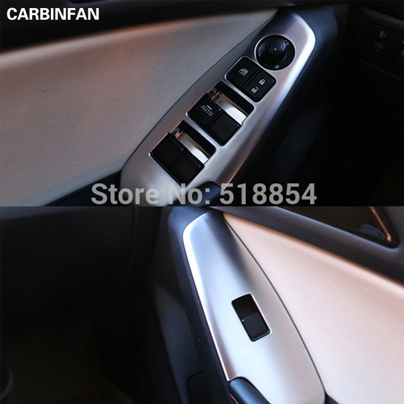 Accessories Fit For 2014 2015 2016 Mazda 3 Axela Chrome Interior Rhaliexpress: Mazda 3 Door Switch Location At Elf-jo.com