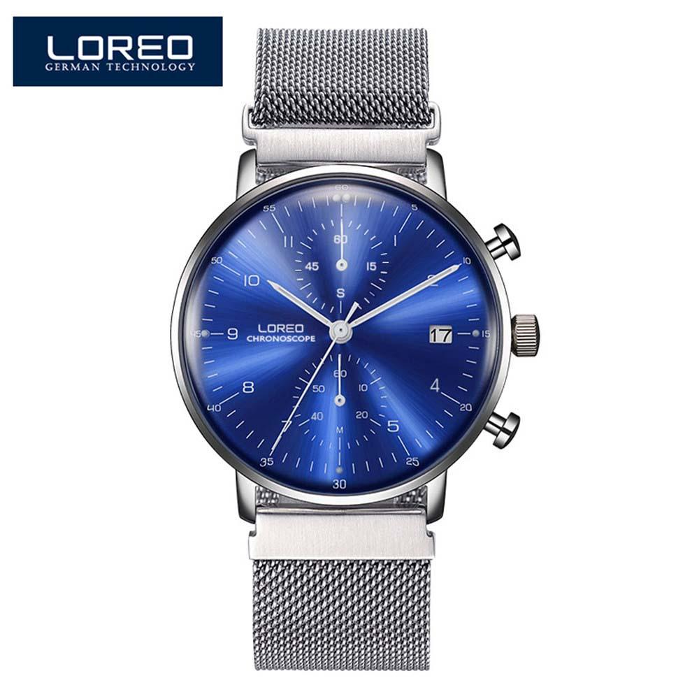 42 мм parnis черный циферблат хронограф 2019 Роскошные Брендовые Часы мужские военные часы с кварцевым механизмом механические мужские часы - 5