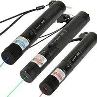 Pet Toys Hot Sale Laser 303 Adjustable Focus 532nm High Burning Laser Pointer With 18650 Battery
