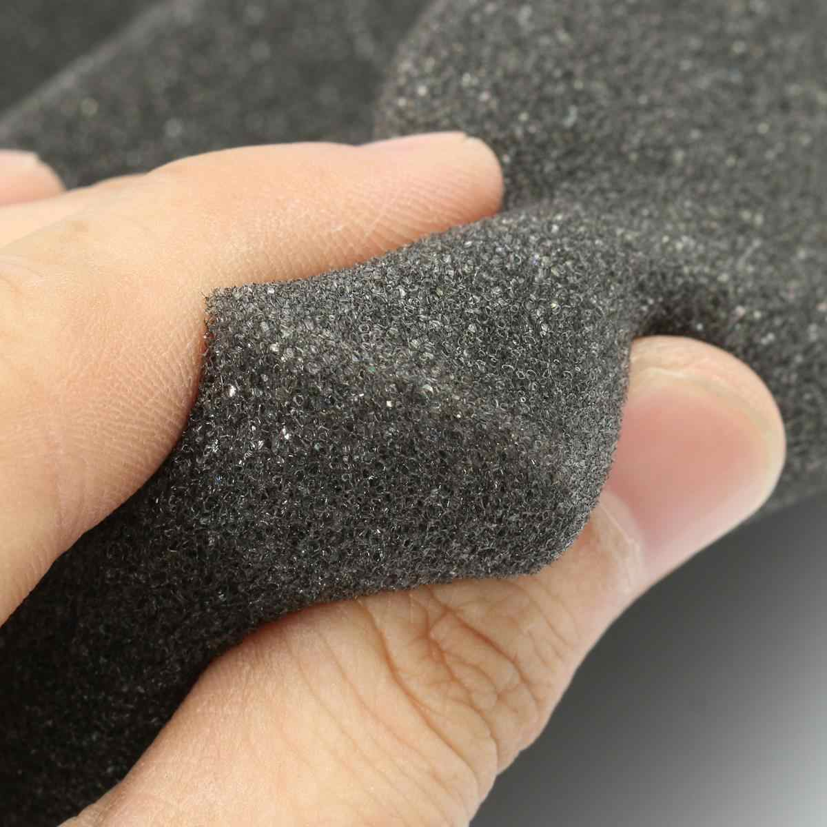 8Pcs 305 x 305 x 45mm Soundproofing Foam Acoustic Foam Sound Treatment Studio Room Absorption Wedge Tiles Polyurethane foam