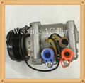 New brand Auto ac Compressor for  Honda Jazz Fit Civic 38810PWA006 38800PCMA02 38800P14006  38800REAZ013 38810PEA006 38810PW006
