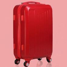 YISHIDUN valiz men Aircraft wheel ABS + PC suitcase travel bags women suitcase universal wheels trolley rolling luggage bag 20