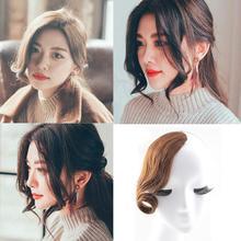 1 шт для женщин 22 см красивые девушки на зажиме спереди волосы короткая челка наращивание волос 2U1030