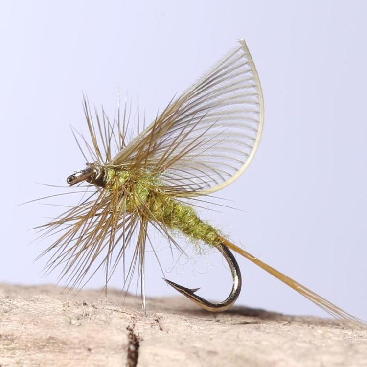 ФОТО beautiful wing fishing flies mwb003 12#