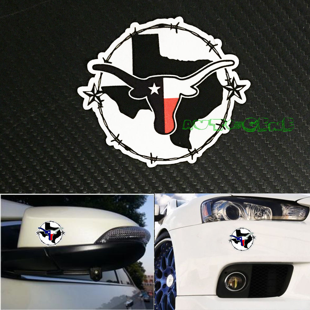 online buy whole wire sticker from wire sticker state of texas flag barbed wire reflective vinyl decal
