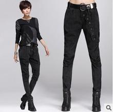 free shipping 2014 Casual Women Legging Warm Thicken Winter Leggings Slim Pencil Pants fashion Leggins Jeans Leggings Plus Size