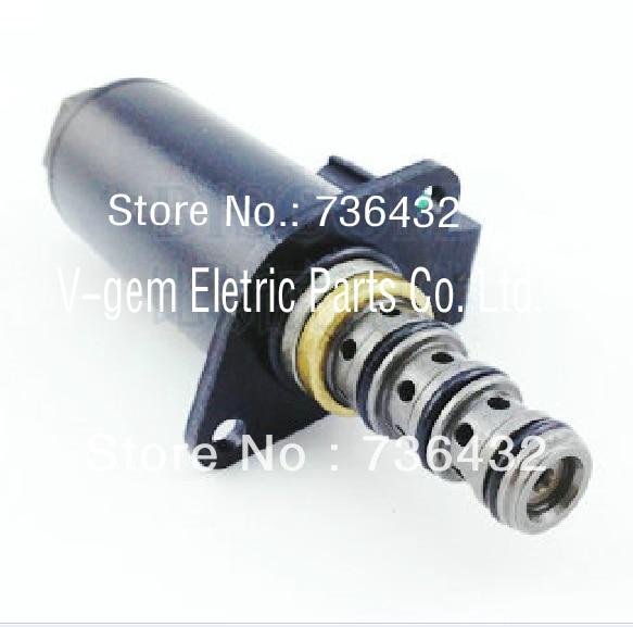 rapido frete gratis escavadeira rotary valvula solenoide yn35v00051f1 kwe5k 31 g24yb50 para kobelco escavadeira sk200 250