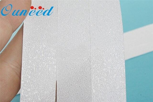 Ouneed silicone non skid 6 pz Adesivi Da Bagno Antiscivolo Grip Antiscivolo Strisce Miglior Prodotto Per Doccia * 30 REGALO 2017