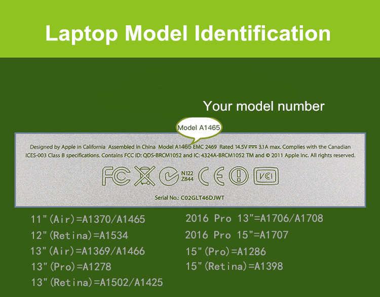 Selamanya Cinta Stiker untuk DIY Macbook Udara Pro Retina 11 13 15 Inch Stiker untuk Mac Laptop kulit Penutup Stiker