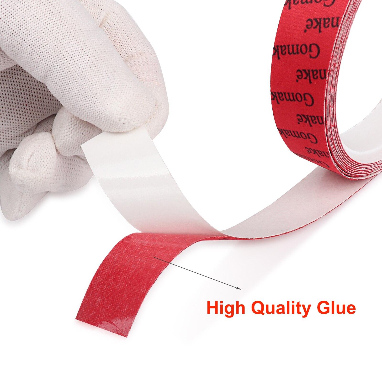 EHDIS 200CM Slim Suede Microfiber Cloth Edge Carbon Fiber Vinyl Car Wrap Squeegee Window Tint Scraper Non Scratch Protect Fabric in Scraper from Automobiles Motorcycles