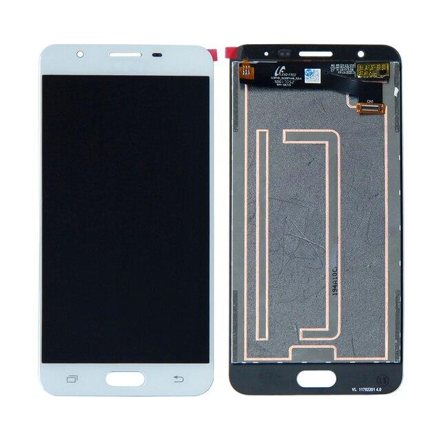 fae6c9b38 Para Samsung Galaxy J7 Prime SM-G610F G610F G610M G6100 Tela Touch Display  LCD Digitador