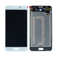 Per Samsung Galaxy J7 Prime SM-G610F G610F G610M G610 Display LCD Touch Screen Digitizer Assembly Spedizione Gratuita