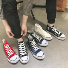 New Spring Autumn Unisex Casual Flats Shoes Men Walking