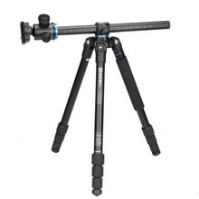 Benro GA168TB1 Portable Tripod Kit Professional Aluminum Alloy Camera Tripod Ball Video Head For Canon Nikon Sony Digital SLR все цены