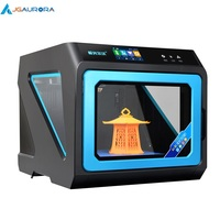 JGAURORA A7 3D Printer With Multicolor Touch Screen Removable Hot End 3d Printing Machine New Closed Metal