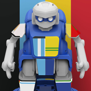 Image 4 - 2019 Nieuwe Xiaomi Mitu Voetbal Robot Builder Diy Kinderspeelgoed Robots Verjaardag Cadeaus Voor Jongens Meisjes Kids World Cup voetbal