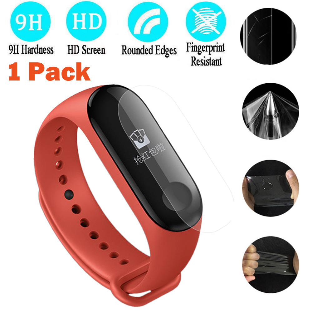 HIPERDEAL Protective-Film Screen-Protector Tempered-Glass Mi-Band Xiaomi 3-Watch 1PC