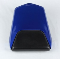 Motorcycle Passenger Rear Seat Cover Cowl Blue For Yamaha YZF R1 2000 2001 Seat Back Cover