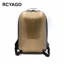 DJI Mavic Professional PC Toolkit Storage Backpack Mavic Carbon Storage Field Gold Color Drone Arduous Shell Excessive Capability Bag Carrying Case