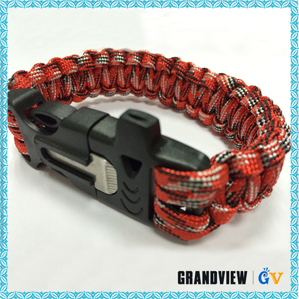 Us 119 0 Professional Compeive Price Nice Quality Braid Paracord Survival Bracelet Brand Name In Sports Souvenirs From