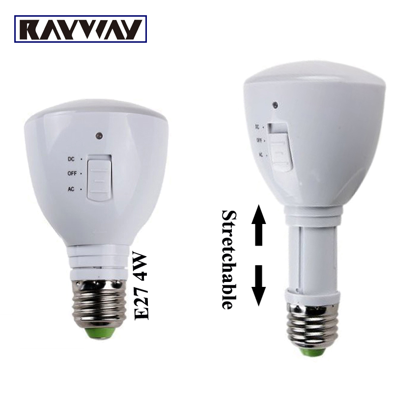 Rechargeable Light Bulbs