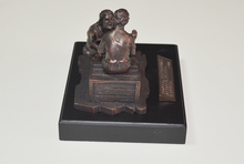 "Christian Gifts ""Jesus Wash Feet for Disciples Statuette"""