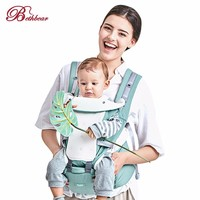 Hipseat Baby Carrier 4 In 1 Hipseat Mochila Infantil Canguru Baby Backpacks Sling Carriers Ergonomic Mochila Newborn 0 36 Month