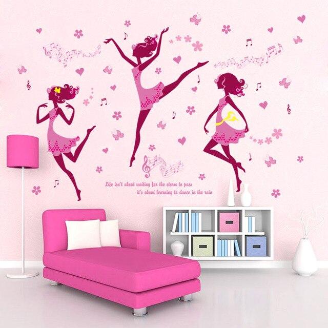 https://ae01.alicdn.com/kf/HTB1.62dlAUmBKNjSZFOq6yb2XXa5/Fundecor-cartone-animato-di-danza-della-ragazza-adesivi-murali-per-camere-dei-bambini-scuola-materna.jpg_640x640.jpg